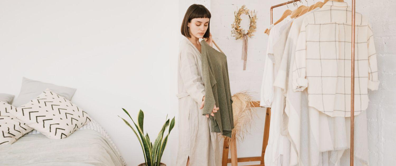 Wat is duurzame mode Duurzame Garderobe